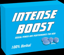 Intense Boost Tablet